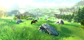 Bild zu:  The Legend of Zelda Wii U