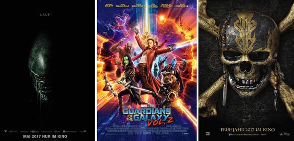 Vorgemerkte Filme 2017