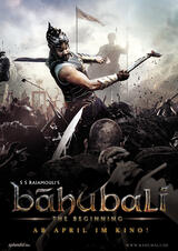 Bahubali: The Beginning - Poster