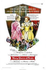 Maria Stuart, Königin von Schottland - Poster