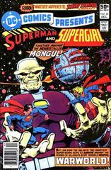 DC Comics Presents #28: Superman & Supergirl (1980)