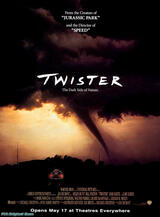 Twister - Poster