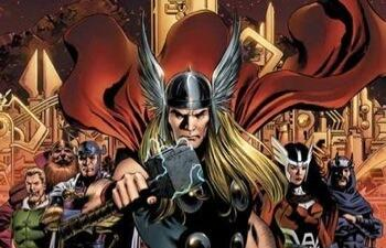 Thor im Marvel-Comic