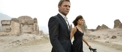 Daniel Craig als Bond in Ein Quantum Trost