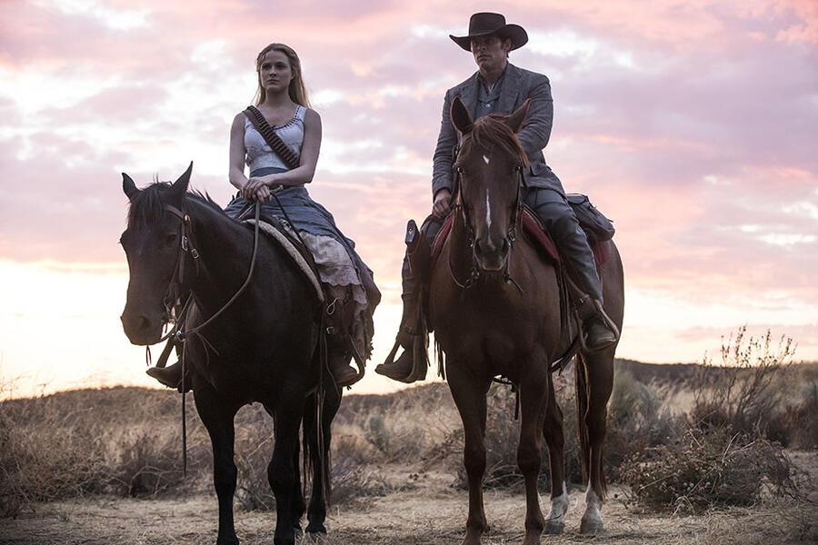 Westworld - Staffel 2 mit Evan Rachel Wood und James Marsden