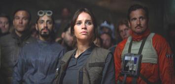 Bild zu:  Rogue One: A Star Wars Story