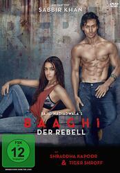 Baaghi - Der Rebell Poster