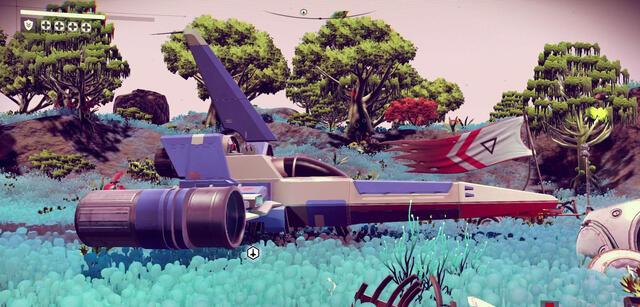 Das Pre-Order-Schiff Horizon Omega