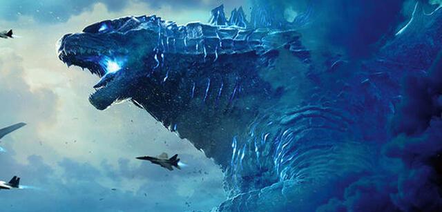 Wutschrei in Godzilla 2