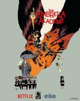 The Umbrella Academy - Staffel 1 - Poster