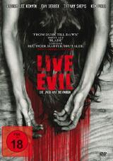 Live Evil - Die Jagd hat begonnen - Poster