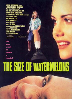 Groß wie Wassermelonen