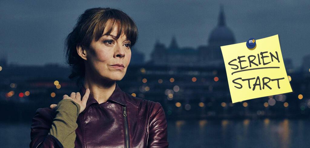 Fearless, Staffel 1: Helen McCrory