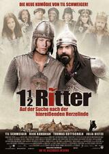 1 1/2 Ritter - Auf der Suche nach der hinreißenden Herzelinde - Poster