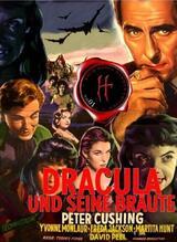 Dracula und seine Bräute - Poster