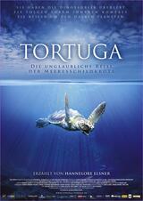 Tortuga - Die unglaubliche Reise der Meeresschildkröte - Poster