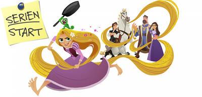 Rapunzel - Die Serie mitRapunzel und ihren Freunden