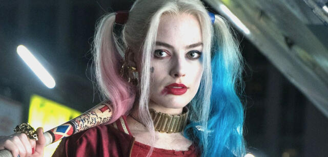 Harley Quinn (Margot Robbie) in Suicide Squad