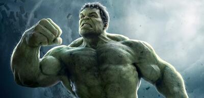Ganz grün vor Ärger: Hulk