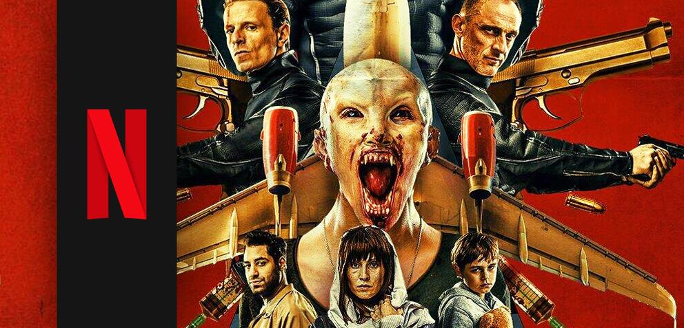 Neu auf Netflix: Blood Red Sky
