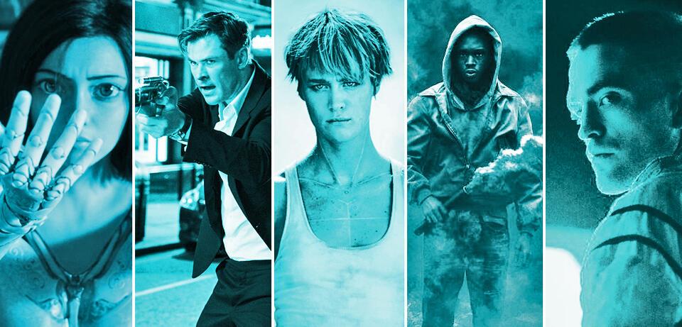 Science-Fiction-Filme 2019