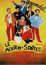 Der Hammel mit den fünf Beinen - Poster