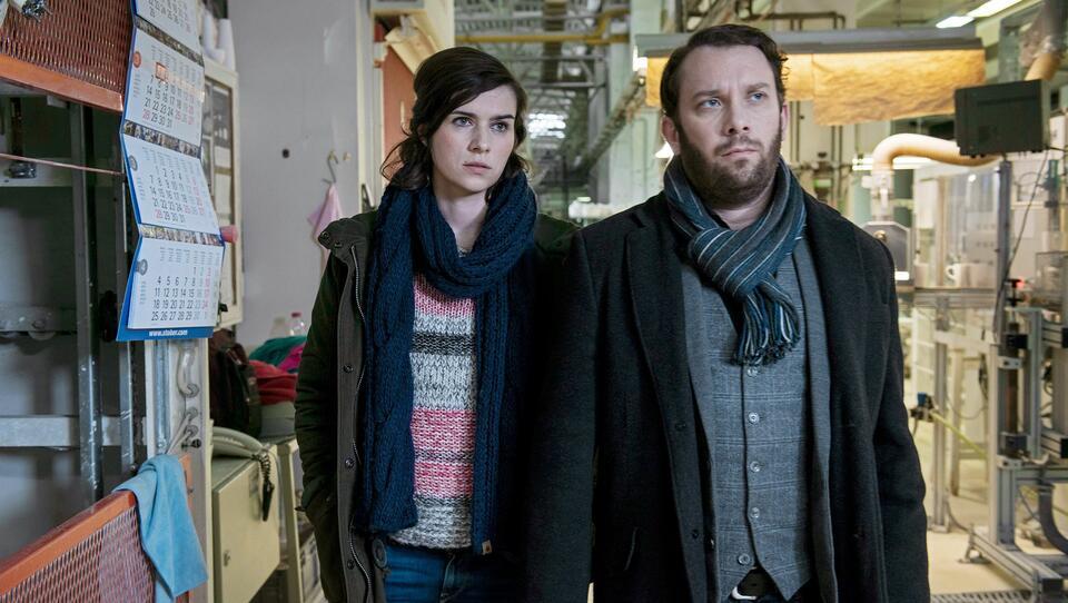 Tatort: Der scheidende Schupo mit Christian Ulmen