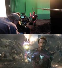Tony Stark opfert sich für das Universum