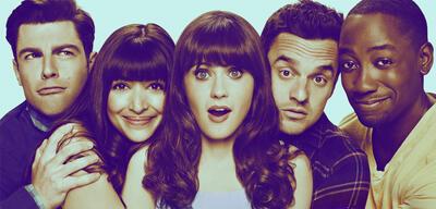 Um eine 7. und letzte Staffel verlängert: New Girl