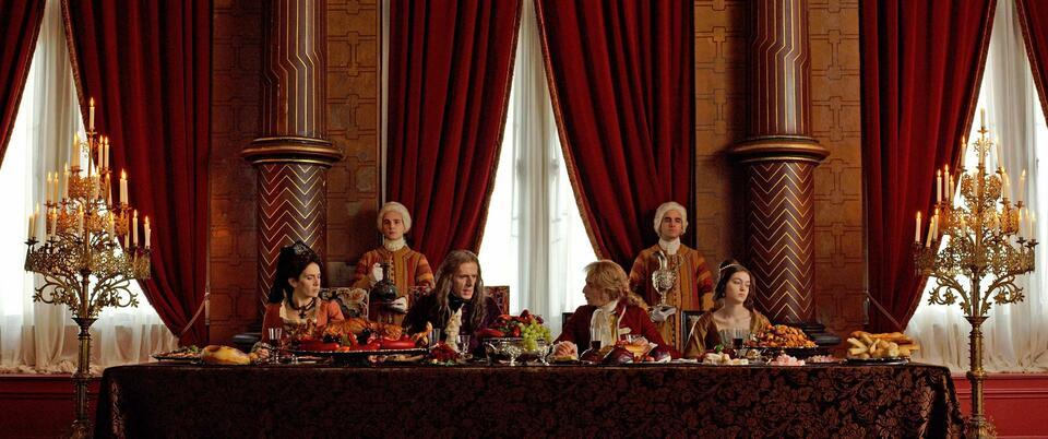 Ein königlicher Tausch mit Lambert Wilson, Anamaria Vartolomei und Kacey Mottet Klein