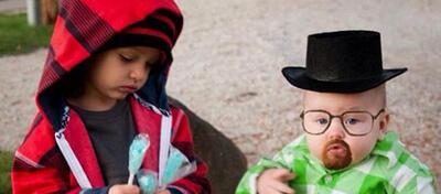 Die besten Halloween-Kostüme für Kids
