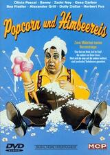 Popcorn und Himbeereis - Poster