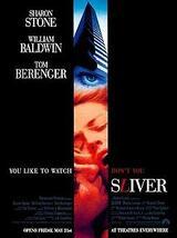 Sliver - Poster