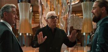 Bild zu:  Scorsese, DiCaprio und De Niro in The Audition
