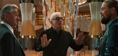 Scorsese, DiCaprio und De Niro in The Audition
