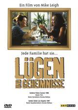 Lügen und Geheimnisse - Poster