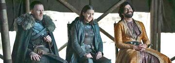 Wer ist der neue Prinz von Dorne (hier rechts im Bild)?