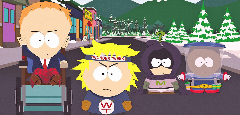 South Park — Die rektakuläre Zerreißprobe im neuen Gamescom-Trailer