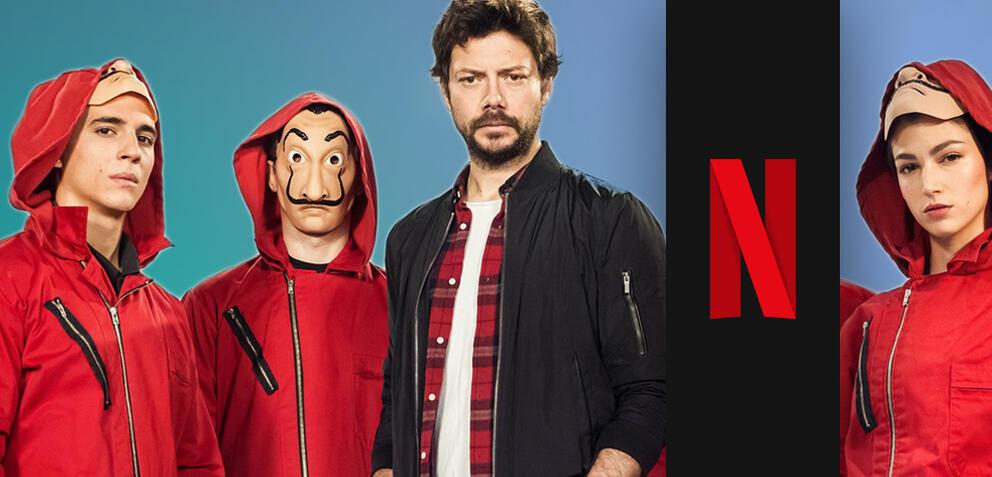 Haus Des Geldes Alles Was Ihr Zur 3 Staffel Bei Netflix Wissen