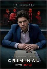 Criminal: Vereinigtes Königreich - Poster
