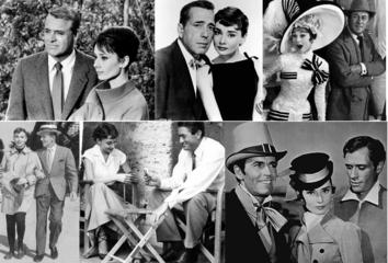 Hepburn und ihre Männer