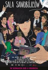 Der Raum der Selbstmörder - Poster