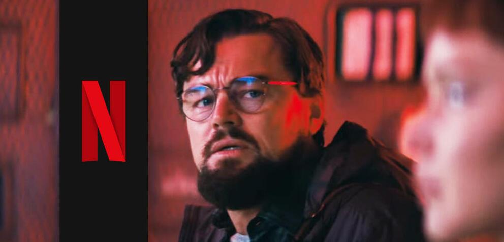 Leonardo DiCaprio in seinem ersten Netflix-Film: