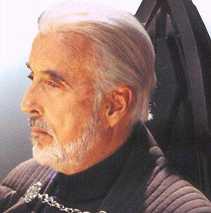 Star Wars: Episode II - Angriff der Klonkrieger mit Christopher Lee