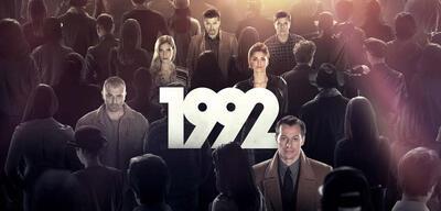 Die Hauptfiguren von 1992