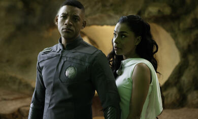 After Earth mit Will Smith - Bild 11