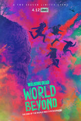 The Walking Dead: World Beyond - Poster