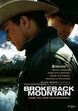 Brokeback Mountain - Poster