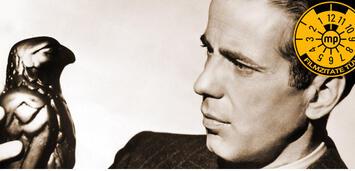 Bild zu:  Humphrey Bogart kennt den Stoff, aus dem man Träume macht
