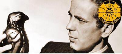 Humphrey Bogart kennt den Stoff, aus dem man Träume macht